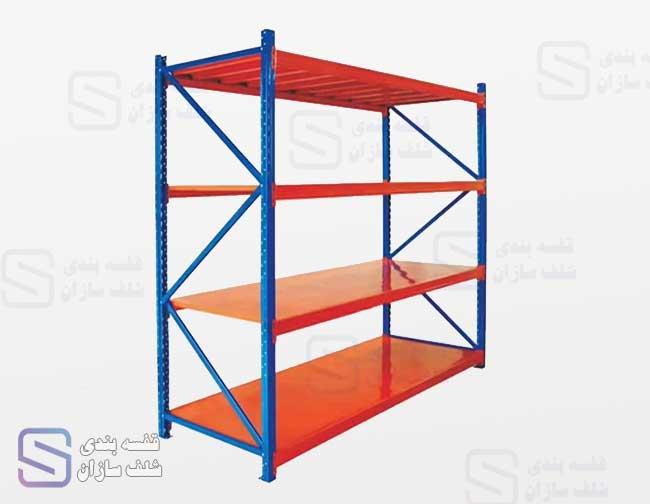 قفسه بندی فلزی راک